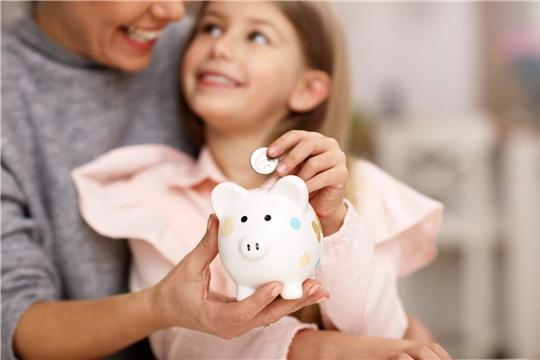 Выплаты на детей от 3 до 7 лет за апрель направлены семьям