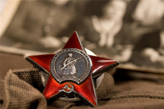 Поздравление министра труда Чувашии Алены Елизаровой с Днем Победы
