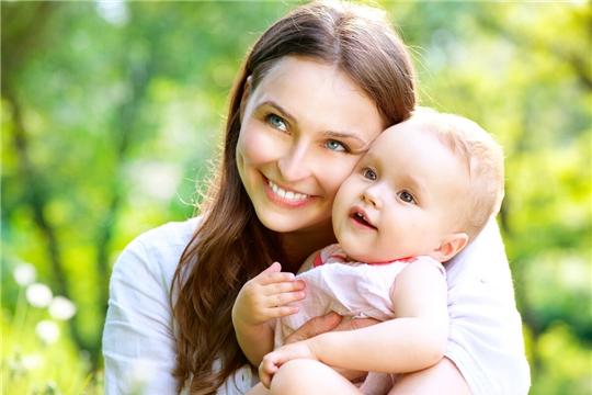 В мае 2021 года пособие на первого ребенка получили 8 660 семей