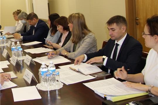 Заседание Межведомственной комиссии по миграционной политике в Чувашской Республике