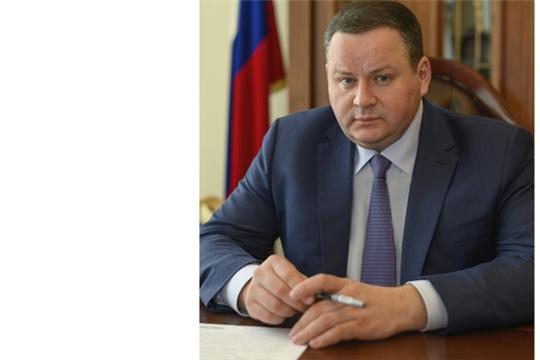 Поздравление Министра труда и социальной защиты Антона Котякова с Днем социального работника