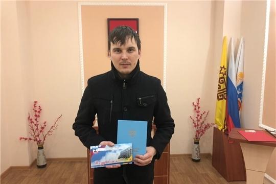 В Ленинском районе зарегистрирован 100-ый новорожденный 2021 года