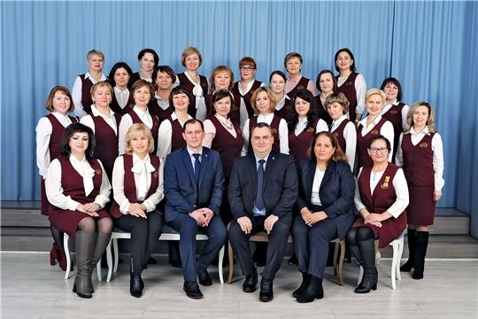 Работники органов ЗАГС  Чувашской Республики подвели итоги деятельности за 2020 год и поставили задачи на ближайшую перспективу