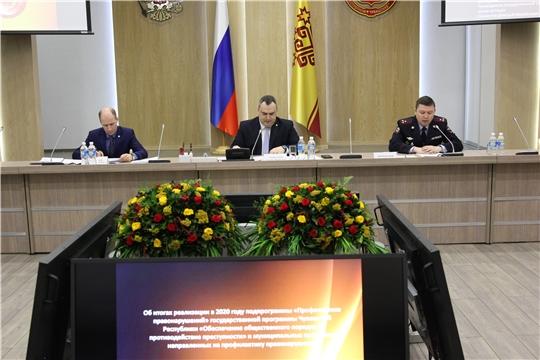Профилактике правонарушений в Чувашской Республике – особое внимание