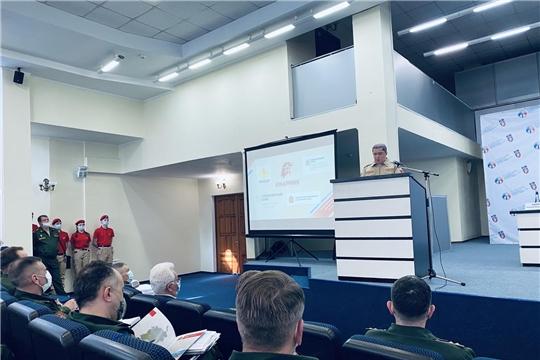 Руководитель Госслужбы Чувашии по делам юстиции Дмитрий Сержантов находится в командировке в г. Красноярске