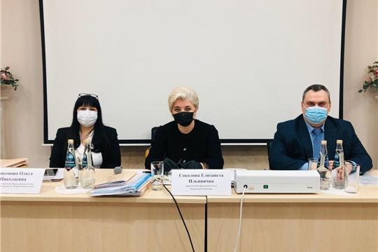 Состоялось годовое собрания членов Нотариальной палаты Чувашской Республики