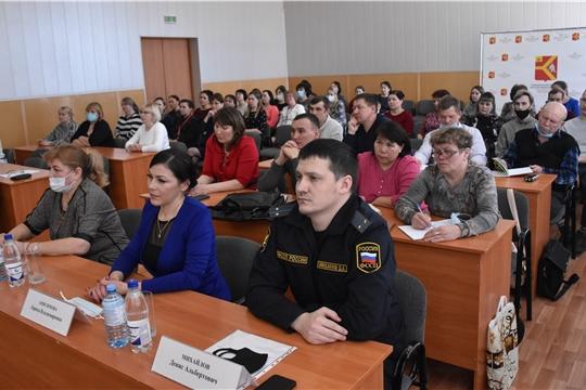 В Красноармейском районе проведен правовой час и прием граждан по вопросам оказания бесплатной юридической помощи