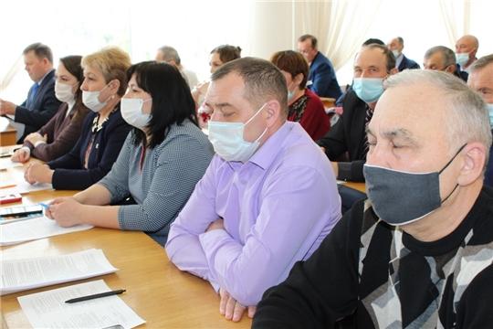 Дмитрий Сержантов принял участие в  Дне главы поселения Козловского, Урмарского и Янтиковского районов