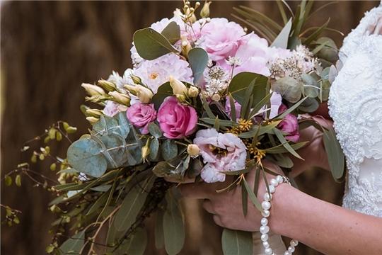 В Чувашии открылся популярный свадебный сезон