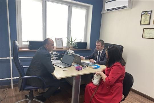 В Чебоксарах открылся Центр бесплатной юридической помощи