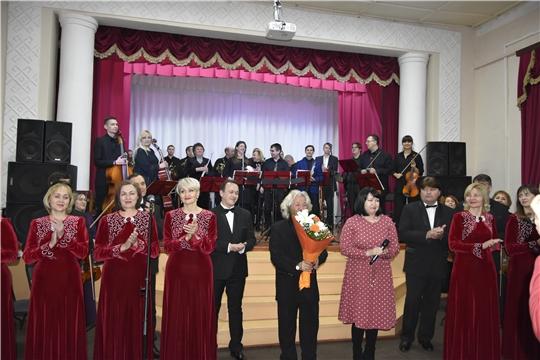 Чувашская Государственная  академическая симфоническая капелла в Моргаушах