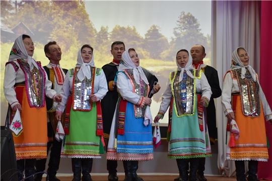 Праздник для праздничных людей: работники культуры Моргаушского района отметили свой профессиональный праздник