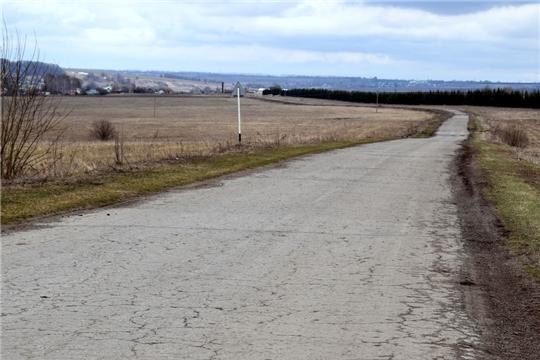 В рамках нацпроекта «БКД» будет отремонтирована автодорога «Волга – Вурмой»: подготовительная работа продолжается