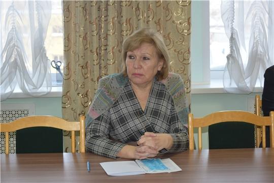 В администрации Московского района г. Чебоксары проведено совещание со структурными подразделениями