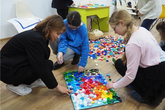 В Академии искусств г. Чебоксары проведены мероприятия экологической направленности