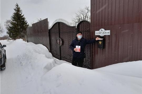 С жителями улицы Заовражная побеседовали о соблюдении правил пожарной безопасности