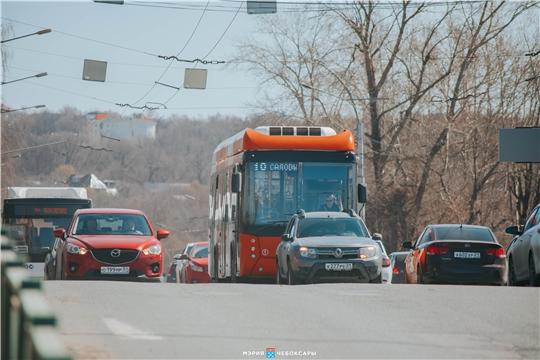 В Чебоксарах усилили контроль за работой общественного транспорта