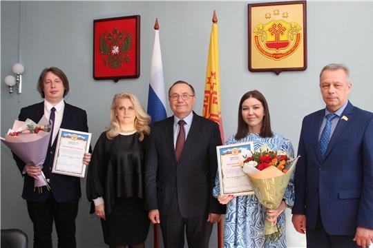 Лучшим молодым ученым вручены свидетельства победителей Всероссийского конкурса грантов Президента России