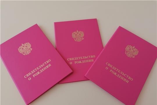 В отделе ЗАГС администрации Московского района г. Чебоксары подведены итоги работы отдела за апрель 2021 года