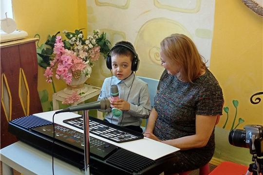 Известный радиоведущий Чувашии Валентина Михайлова провела мастер-класс для детей
