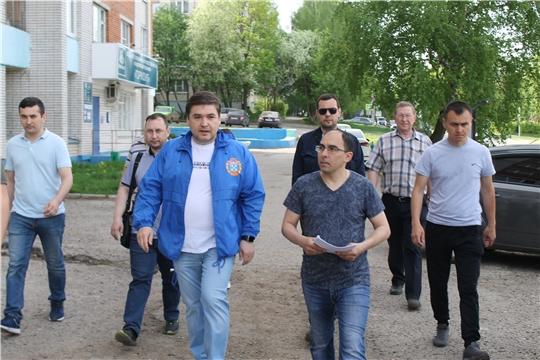 Участники субботнего обхода обошли северо-западную часть г. Чебоксары: выявлены замечания