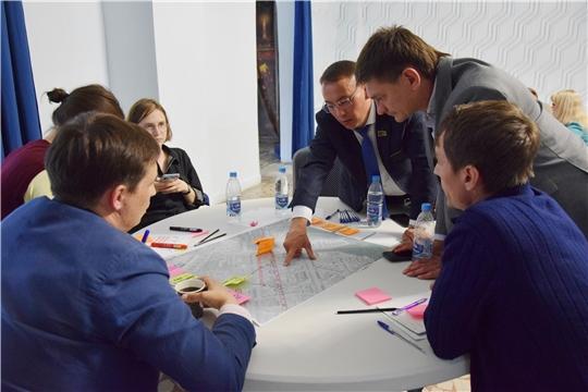 В Чебоксарах состоялось общественное обсуждение по вопросу предстоящего развития Юго-западного бульвара