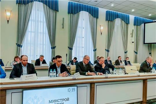 Алексей Ладыков: «Соглашение с Минстроем России поможет нам обновить инфраструктуру систем водоснабжения и водоотведения»