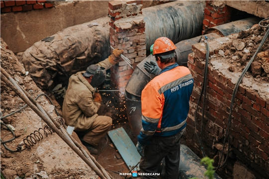 Чебоксарские коммунальщики восстановят после ремонта благоустройство более 150 объектов