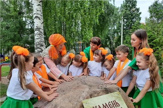 Дошкольники путешествуют по экологической тропе