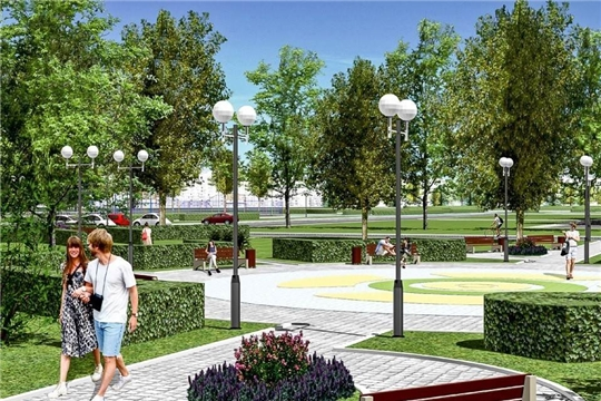 В голосовании по выбору дизайн-проектов общественных пространств участвовали 64 тысячи чебоксарцев
