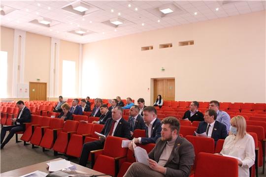 XI очередное заседание Собрания депутатов (вторая часть)