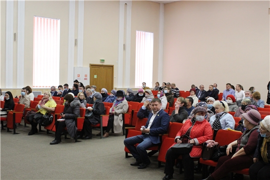 Общественные обсуждения изменений в Схему теплоснабжения города, 05.04.2021 г.
