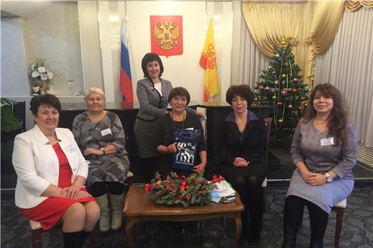 Благодарственными письмами Общенациональной Ассоциации территориального общественного самоуправления награждены 4 председателя ТОС города Новочебоксарска