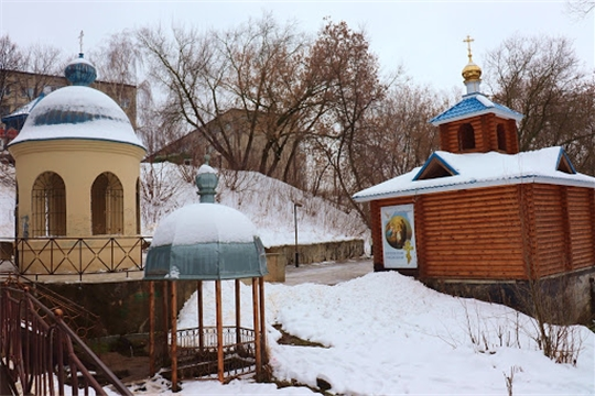 В Крещение в Новочебоксарске будет организована одна купель