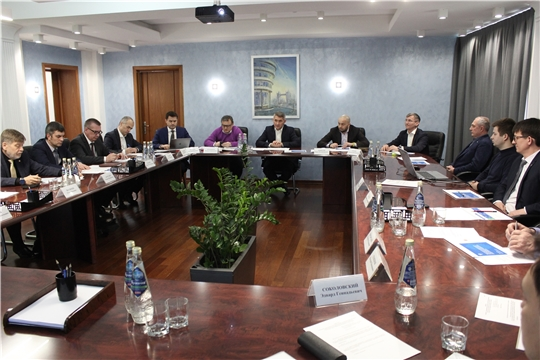 Олег Николаев обсудил с застройщиками перспективы развития жилищного строительства в Чувашии