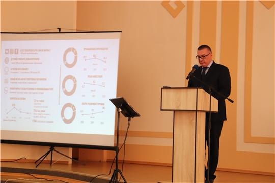 В Новочебоксарске подвели итоги социально-экономического развития города за 2020 год