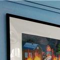 В Новочебоксарске подведены итоги городского конкурса детского изобразительного творчества «От героев былых времен», посвященного 80-летию с начала строительства Сурского и Казанского оборонительных рубежей