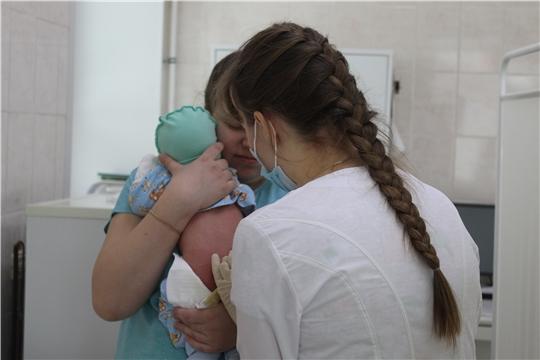 С начала года диспансеризацию прошли более 16 тысяч новочебоксарских детей