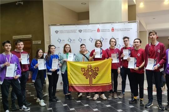 Новочебоксарские школьники – призеры Интеллектуальной олимпиады Приволжского федерального округа по робототехнике