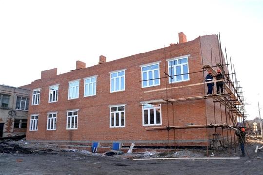 Строительство школ в Чувашии проконтролирует «Служба единого заказчика»