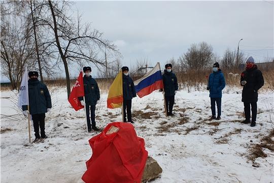 В Новочебоксарске увековечили память первого героя СССР из Чувашии
