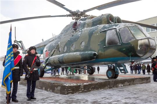 При чебоксарской школе №22 заработал музей под открытым небом, «Чувашинформ»