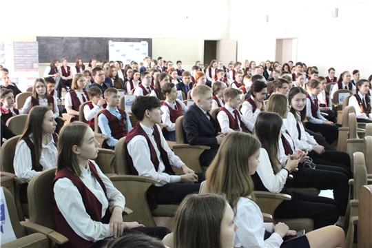 В Чувашии стартовал проект «Киноуроки в школах России»