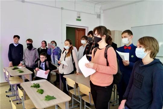 Ребята из «Биоквантума» побывали в аграрном университете