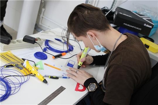 В Центре «Эткер» состоялся региональный этап VI Всероссийской олимпиады по 3D технологиям