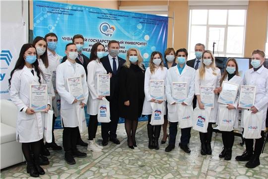 Ток-шоу «Год на «передовой» с участием студентов-медиков