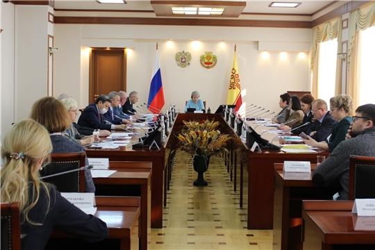 Заседание Правительственной комиссии по молодежной политике