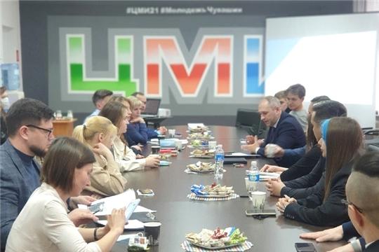 В ЦМИ состоялась встреча с блогерами