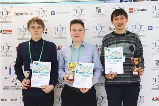 Межрайонный конкурс по программированию «Хакатон — IT-КУБ. Вурнары»