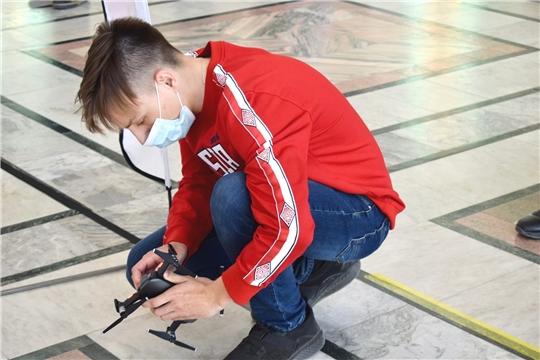 Открытый чемпионат «Гонка дронов»
